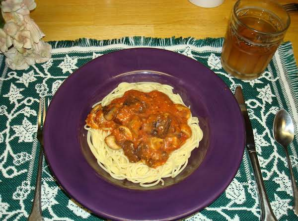 Garlic Tomato Sauce Recipe