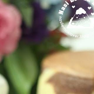 Marble Chocolate Cheddar Cheese Cake 云石车打芝士蛋糕.