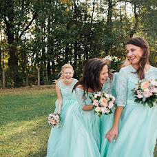 Wedding photographer Olga Fochuk (olgafochuk). Photo of 10.10.2016