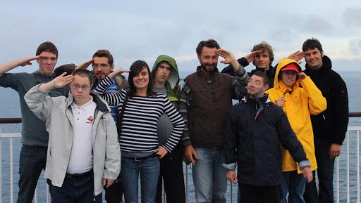 Projet d'ouverture sur la société de L'Arche à Brest