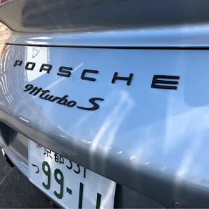 911 991MA171 991turbo Sのカスタム事例画像 maru.turboSさんの2019年11月08日01:59の投稿
