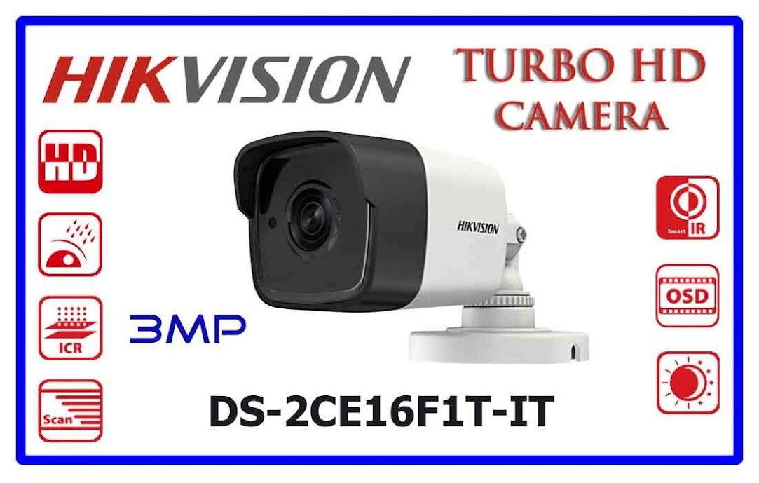 Camera Hikvision DS-2CE16F1T-IT Camera Hikvision DS-2CE16F1T-IT