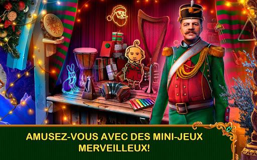 Objets Cachés - Christmas Spirit: Le Noël d'Oz  captures d'écran 2