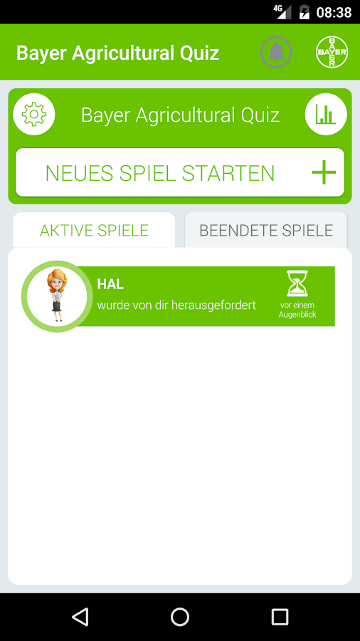 Bayer Agriculture Quiz- screenshot