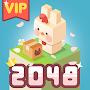 Премиум [VIP] 2048 Bunny Maker - bunny city building временно бесплатно