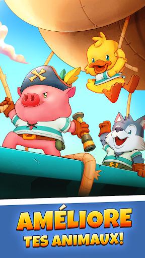 Télécharger Gratuit King Boom - Aventure De L'île Du Pirate APK MOD (Astuce) screenshots 2