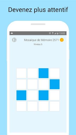 Jeux pour mémoire  code Triche 2