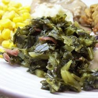 Seasoning Collard Greens Recipes