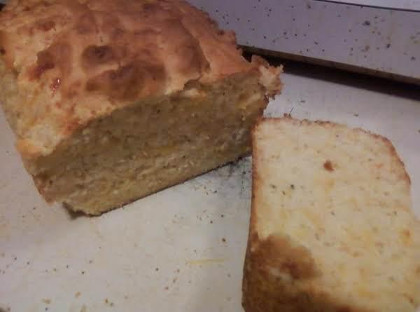 Savory Cheddar Bread Recipe