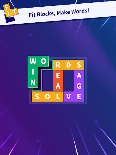 Flow Fit - Word Puzzle screenshot 12