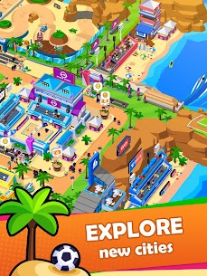 Sports City Tycoon MOD APK [Unlimited Money] Idle Sports Games Simulator 1.5.0 10