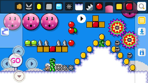 Retro Maker apktram screenshots 6