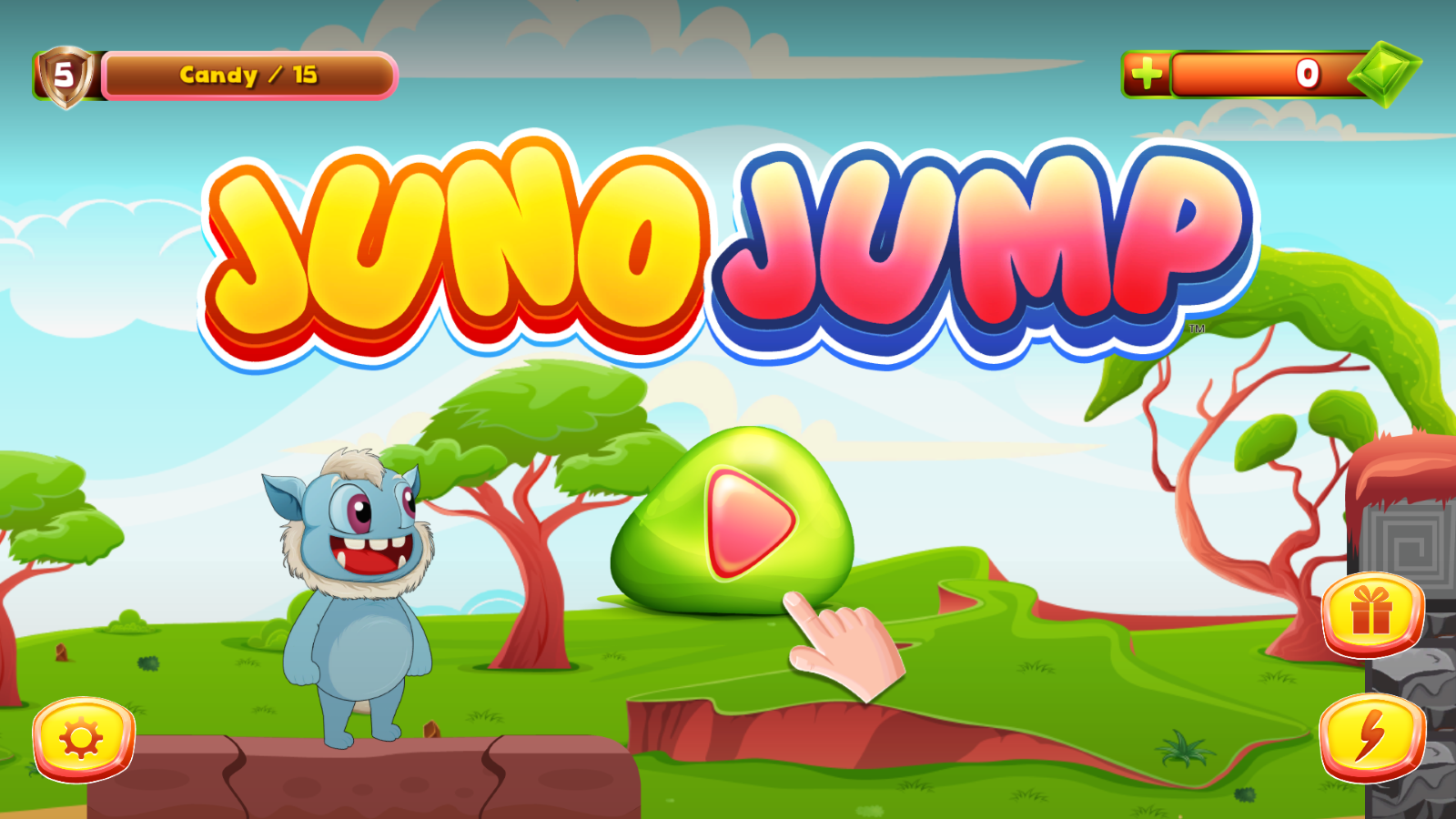 Juno Jump- screenshot