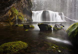 Photo: Swamped with work today, so just a quick post for #WaterfallWednesday curated by +Eric Leslie   #PlusPhotoExtract