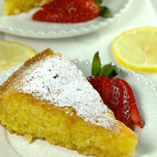 Polenta Dessert Cake Recipes