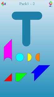 Download Tangram & Polyform Puzzle For PC Windows and Mac apk screenshot 6