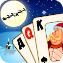 Christmas Solitaire Tri-Peaks icon