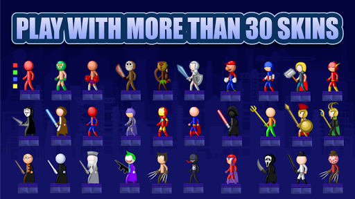 Stick Fight Online: Supreme Stickman Battle  screenshots 20