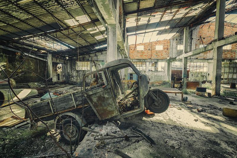 Una vecchia fornace... di prometeo