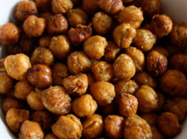 Roasted Chick Peas (garbanzo's) Recipe