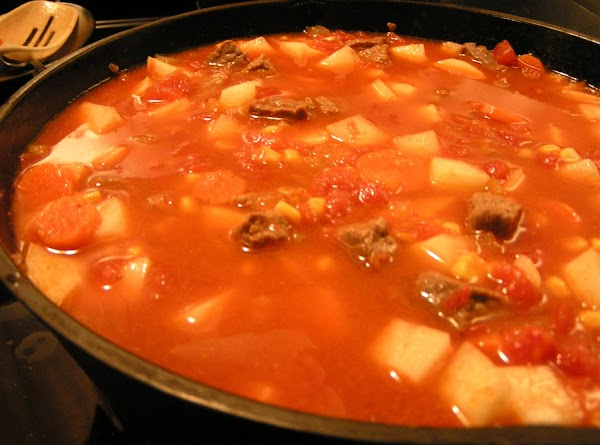 In the last 15 to 20 minutes; add potatoes. Increase heat to medium and...