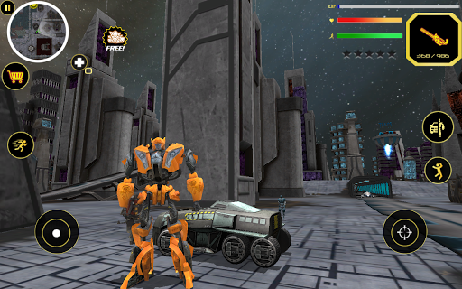 Robot City Battle apktram screenshots 2