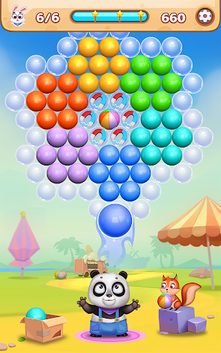 Panda Bubble Mania: Free Bubble Shooter 2019 1.08 screenshots 11