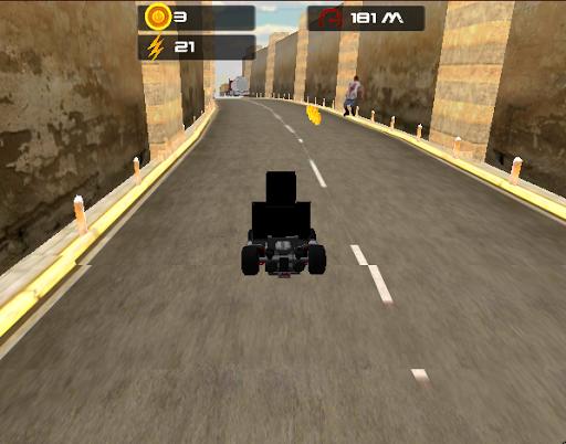 Go Kart Pixel Racing 2016