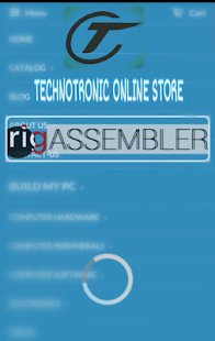 TECHNOTRONIC ONLINE SHOPPING- screenshot thumbnail