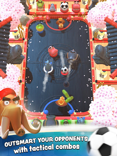 Rumble Stars Football screenshot 3