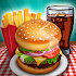 Kitchen Craze: Cooking Games for Free & Food Games
