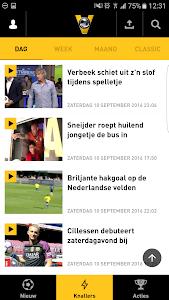 Voetbal Inside screenshot 2