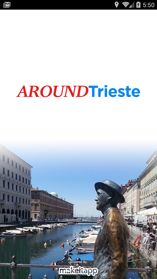 AroundTrieste- screenshot