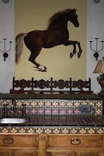 Photo: Hummingbird Nest Ranch -Tile Bar Counter Simi Valley, CA
