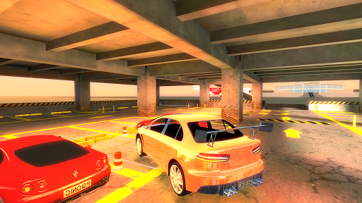 Car Parking Driving Simulator 3D Parking lot 1.0.1 screenshots 2
