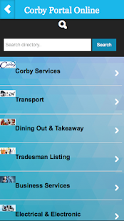 Download Corby Portal Online For PC Windows and Mac apk screenshot 3