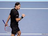 Djokovic verkoopt zijn vel duur maar het is toch Thiem die naar finale ATP Finals gaat