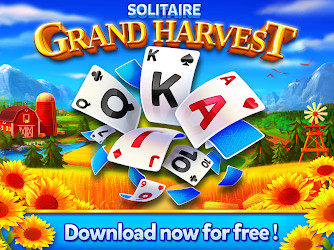 Solitaire – Grand Harvest APK Download – Free Card GAME for Android 4