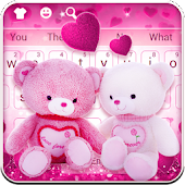 Lovely Bear Toy Keyboard Android APK Download Free By Keyboard Theme Factory