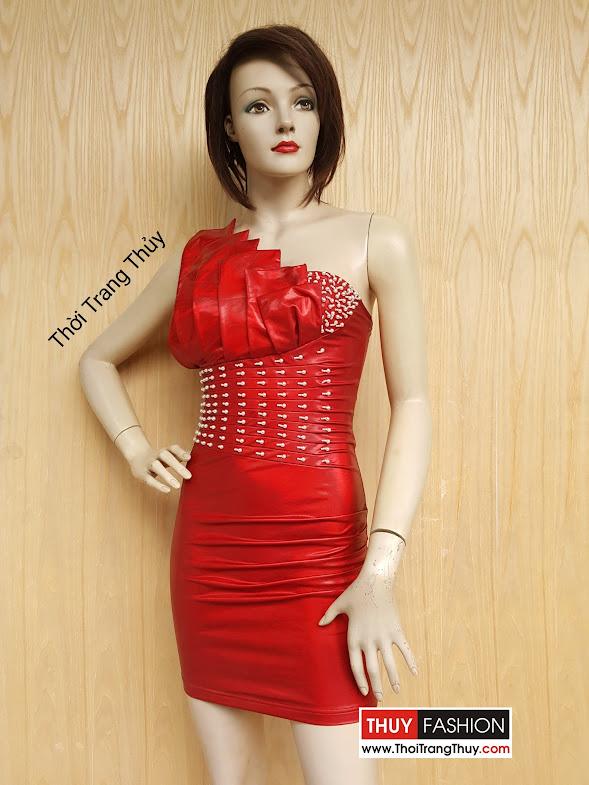 Váy dự tiệc cúp ngực đính hạt thủ công V408 Thời Trang Thủy