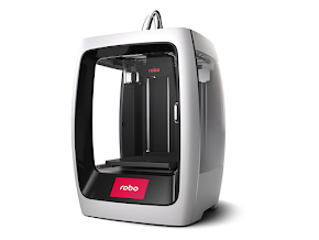Robo 3D R2 High Performance Smart 3D Printer