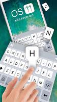 New OS11 Keyboard Theme