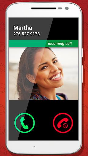 免費下載娛樂APP|Fake Call Girls Simulator app開箱文|APP開箱王
