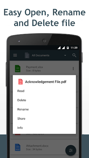 Document Manager  screenshots 6