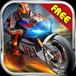 Racing Motor 3D Icon