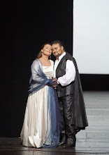 Photo: SIMON BOCCANEGRA / Wiener Staatsoper am 30.9.2016. Pia Maria Piscitelli, Ramon Vargas. Copyright: Wiener Staatsoper/ Michael Pöhn