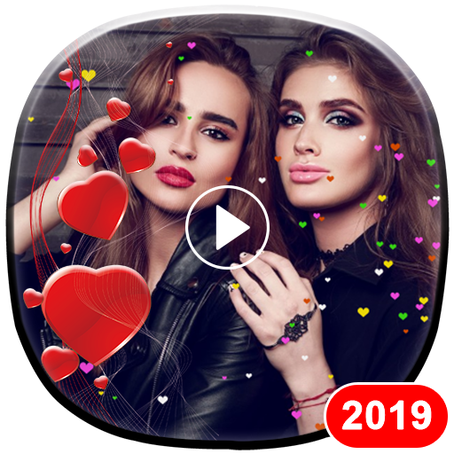 Heart Photo Effect Video Maker 2019 Android APK Download Free By Pavaha Lab