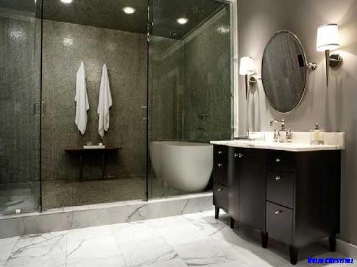 浴室的設計理念