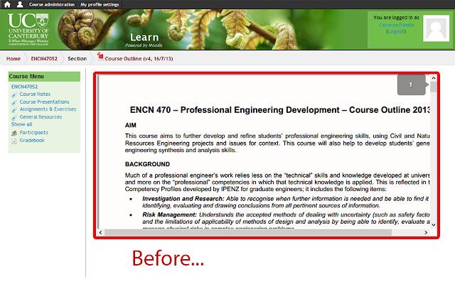 UC Learn Fix :)