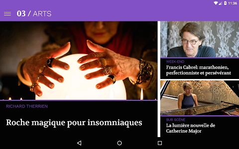 Le Nouvelliste screenshot 12